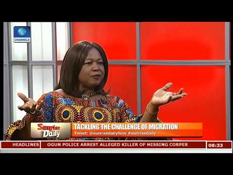 Over 700,000 Nigerians Are Estimated To Be In Libya - Fmr UN Envoy |Sunrise Daily|