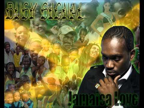 Busy Signal - Jamaica Love