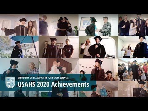 USAHS 2020 Achievements Video