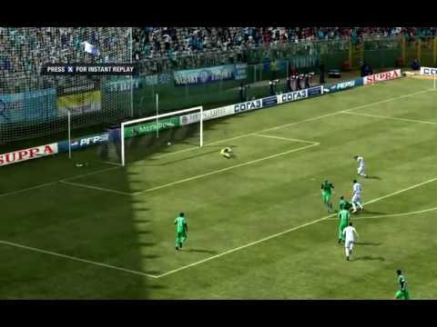 Henrikh Mkhitaryan FIFA 12 Long Strike