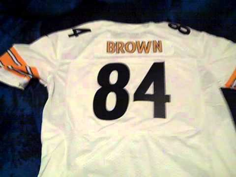 steelers brown jersey