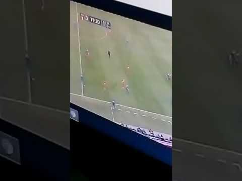 Grabando vídeo de fútbol en nuebayor y Perú vs isl