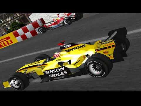 Grand Prix 4 - Longest Motorsport Traffic Jam in history? (Full Uncut version)