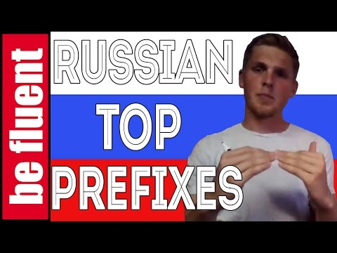 LIVE 🔴 MOST USED Russian Prefixes