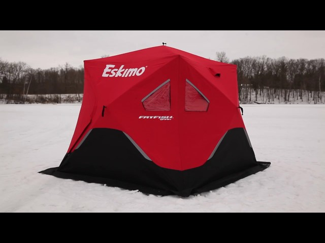 & The 5 Best Ice Fishing Shelters Reviewed For 2018 | Outside Pursuits