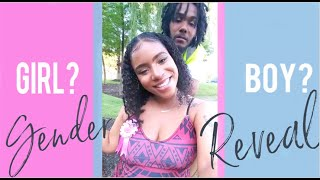 Baby Gender Reveal| Girl or Boy? Reaction and Ultrasound Pic