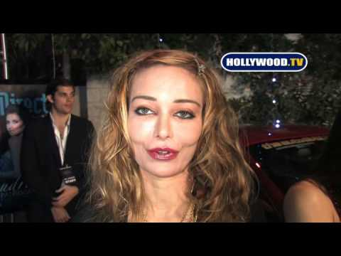 Lorielle New Talks about Her New Movie in Hollywood.