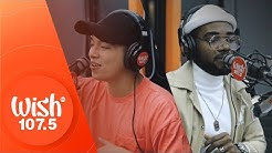 "Bobby Skyz, Sam Mangubat perform ""Nadine (Morena Girl)"" LIVE on Wish 107.5 Bus"