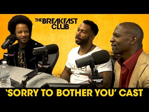 Terry Crews, Omari Hardwick & Boots Riley On MeToo And The Dark Comedy 'Sorry To Bother You'