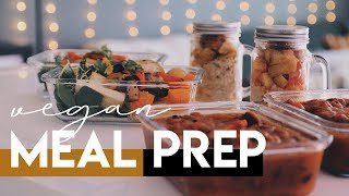 FALL MEAL PREP | 3 Days of Healthy Meals