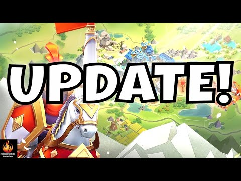 NEW HEROES NEW GAME MODE Castle Clash Update