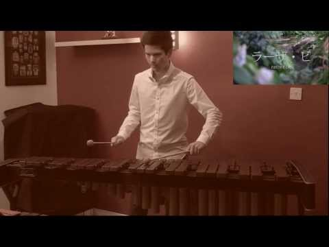 Rather be - Clean Bandit (marimba cover)