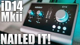 AUDIENT iD14 MKii IN DEPTH REVIEW | SOMEONE FINALLY DID IT!!