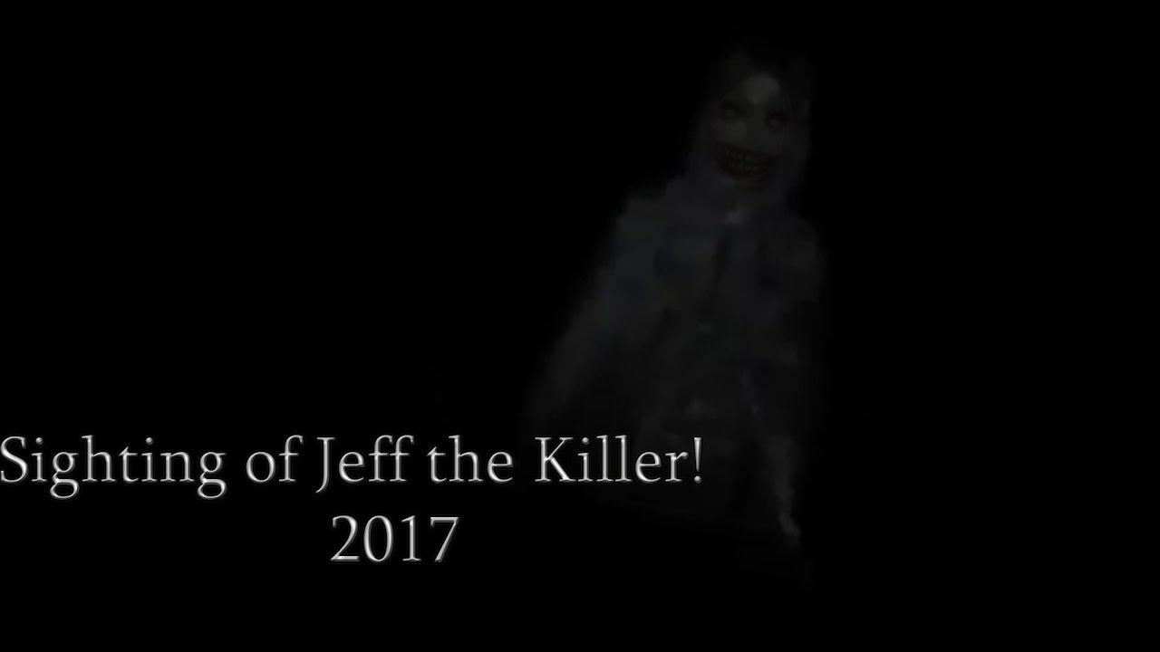 real sightings of jeff the killer - 1280×720