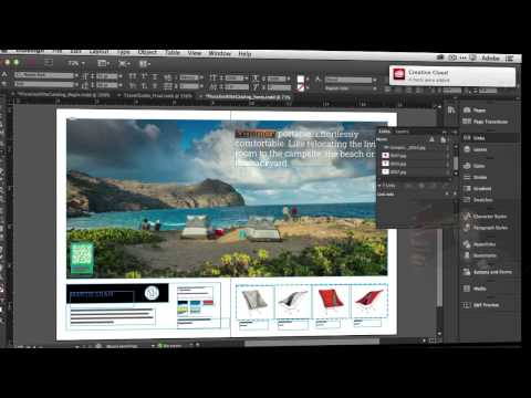 What's New in Adobe InDesign CC - January 2014 Update
