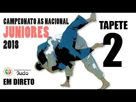 Campeonato AS Nacional Juniores 2018 - Tapete 2