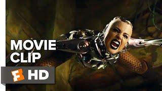 Alita: Battle Angel Movie Clip - Ambush Alley (2019) | Movieclips Coming Soon