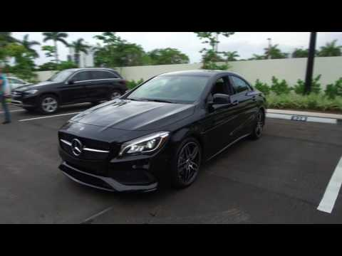 Lease 2018 Mercedes CLA250 in Miami | Panauto Leasing & Car Brokers in South Florida