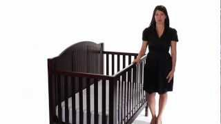 Learn More About The Catalina Fixed Gate 3-1 Crib | Pottery Barn Kids