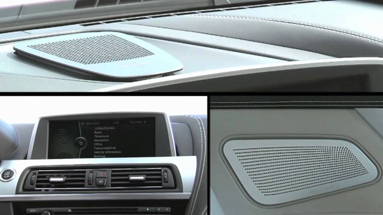 2012 Bmw 6 Series Coup 233 With Bang Amp Olufsen Audio Sound