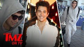 Austin Mahone Says He'll Sing At TMZ Camera Guy's Wedding! | TMZ TV