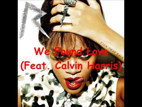 We Found Love Feat Calvin Harris Speed Up