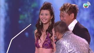 [香港小姐檔案] 宅男女神 張秀文 - 2010年度香港小姐競選決賽