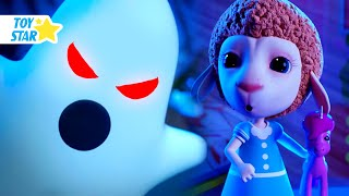 Dolly Vs Ghost   Nursery Rhymes and Job Songs   Dolly and Friends