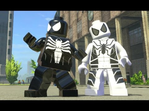 Thumbnail: All Spider-Man Characters in LEGO Marvel (Super Heroes & Avengers)