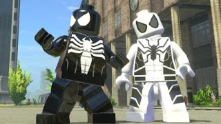All Spider-Man Characters in LEGO Marvel (Super Heroes & Avengers)
