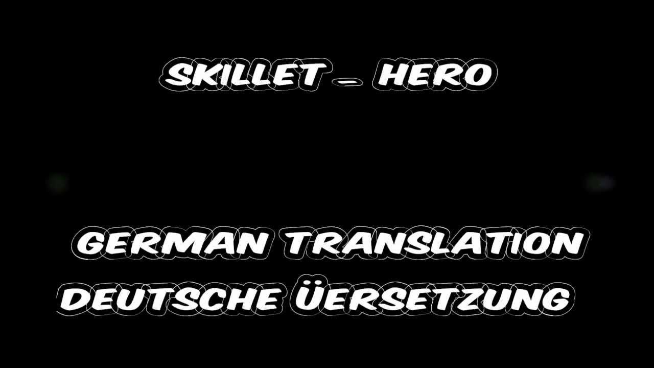 Hero übersetzung