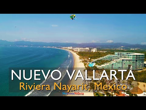 Find out more: Nuevo Vallarta Mexico, where is it, the beaches etc