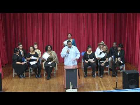 African American History Presentation at Cramer School 2017