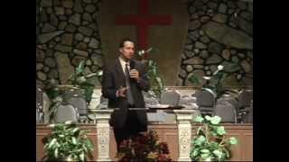 Jesus Heals a Paralyzed Man, part 2 - Matthew 9:3-8