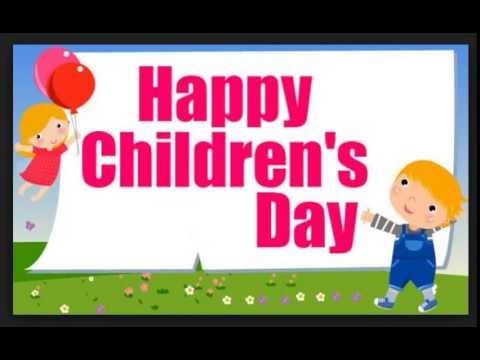 Happy Children's Day 2016 SMS, wishes, Greetings, Quotes, Whatsapp Video  message#1