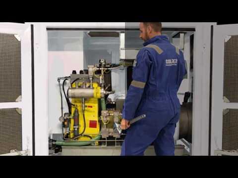 OffshoreLITE - Lightweight offshore pump and vacuum units.