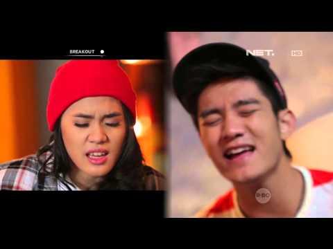 Sheryl Sheinafia dan Boy William - Benci untuk Mencinta (Cover NAIF) - Breakout NET