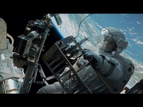 Making of Gravity