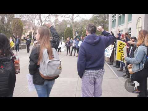 UC-Wide #noDAPL Day of Action