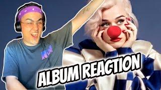 Escuchando Smile de Katy Perry por primera vez |JJ