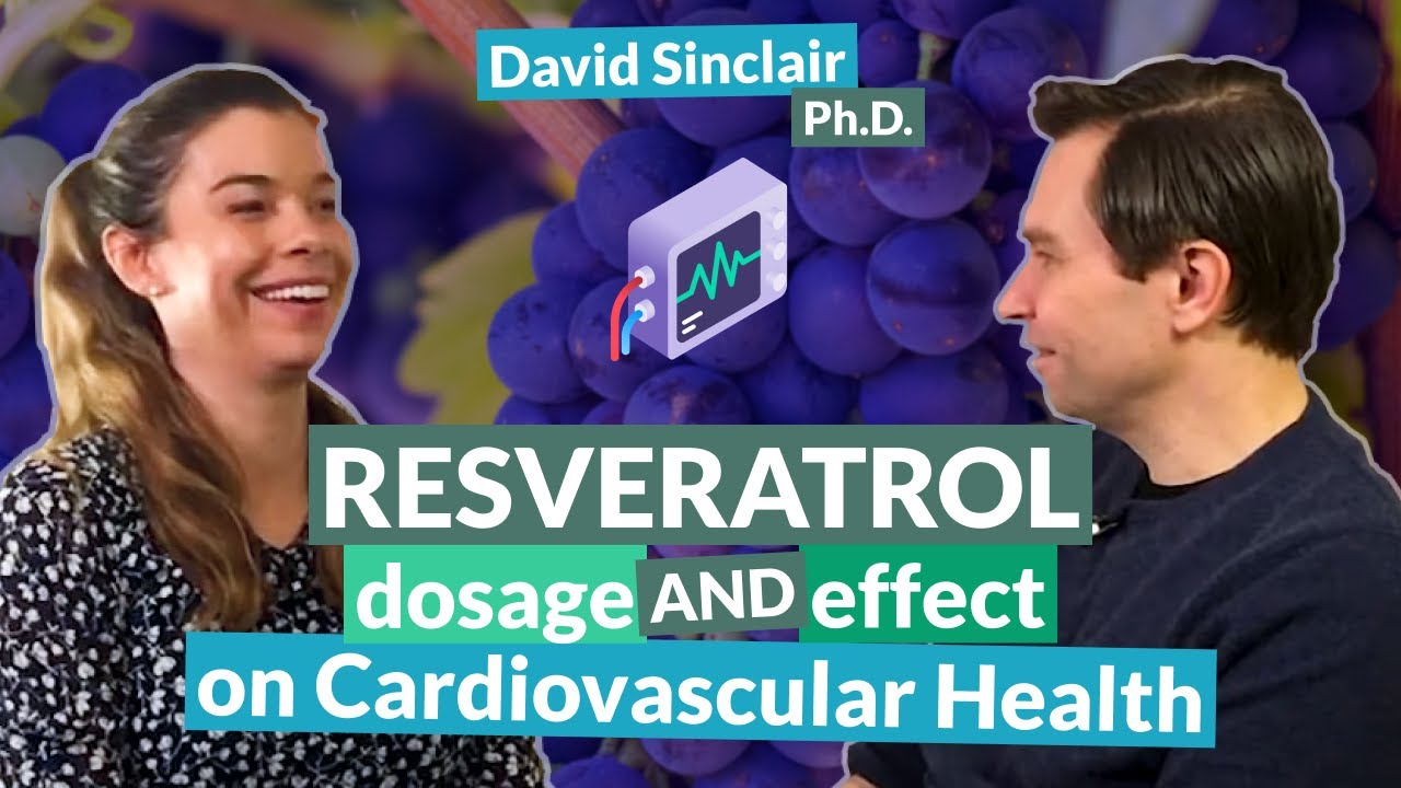 Resveratrol Dosage And Effect On Cardiovascular Health David
