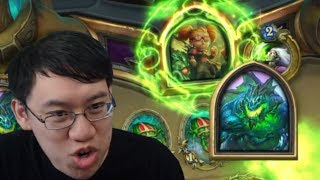 24+ DMG on a SINGLE Weapon?! STORMHAMMER Dragon Hunter | Standard | Hearthstone