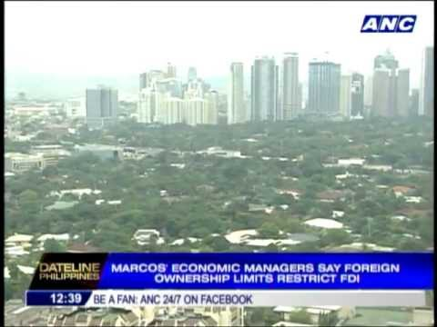 PH should open up more to foreign investments -- former econ managers