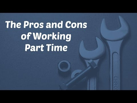 The Pros And Cons Of Working Part Time - Newcastle Financial Advice