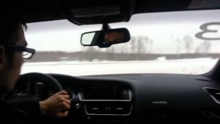 Audi S5 тест драйв