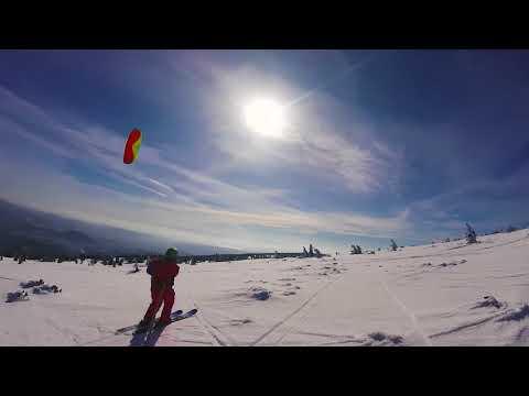 Wild Pilsko Freeride & Snowkite # 1