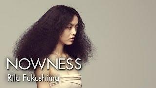 The Japanese model and actress Rila Fukushima is transformed into a...