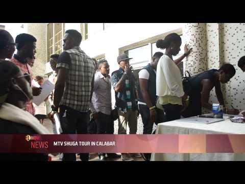 MTV SHUGA TOUR IN CALABAR - EL NOW News