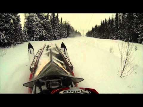 First Sledding Video Pt2