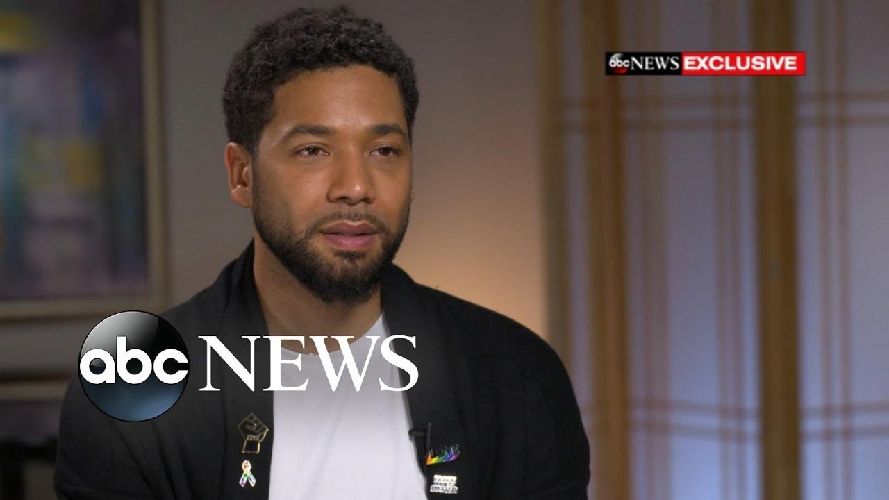 Jussie Smollett: 'I'm pissed off' at people who question attack
